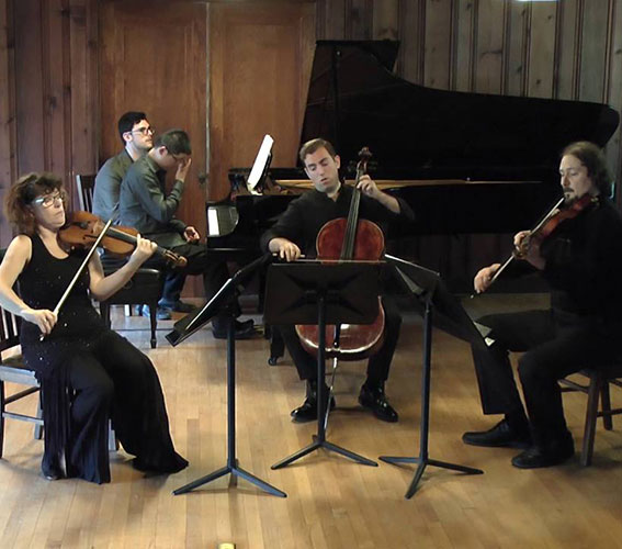 ST. PETERSBURG PIANO QUARTET
