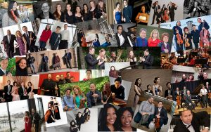 BH Chamber Music Event Collage